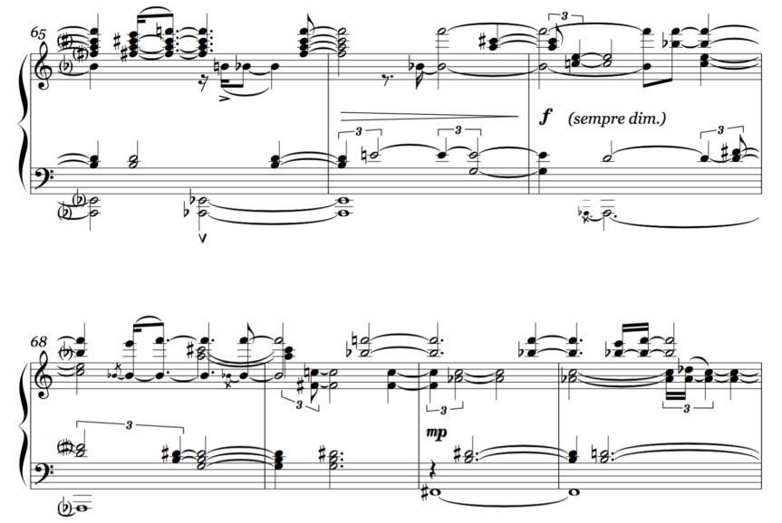 Jonathan Mui: from Three Concert Pieces, II (Adagio)